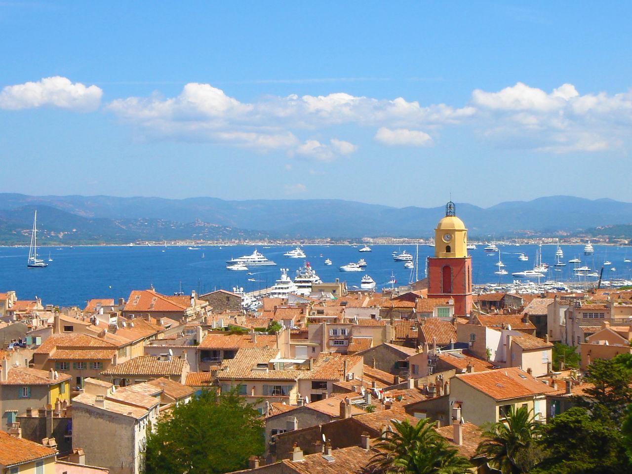 Saint Tropez Haussman Real Estate Immobilier Luxe